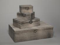 Boxen schräg verteilt und andere