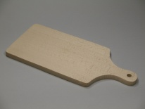 Board with handle