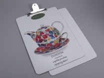 Clipboard for sublimation
